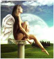 Goddess of Crete by Desmemoriats
