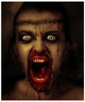 The Fear  - Portrait - by Desmemoriats