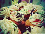 .Cupcakes Party.