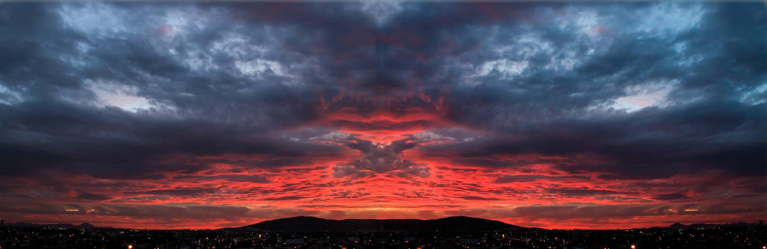 Unknow  sunset
