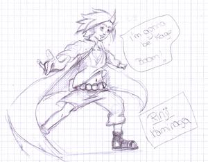 Sketch - Randoom Ninja