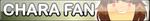 Undertale Chara fan button by SilverFlame666