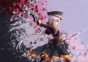 Battlecruiser: Light Version by Wakaura