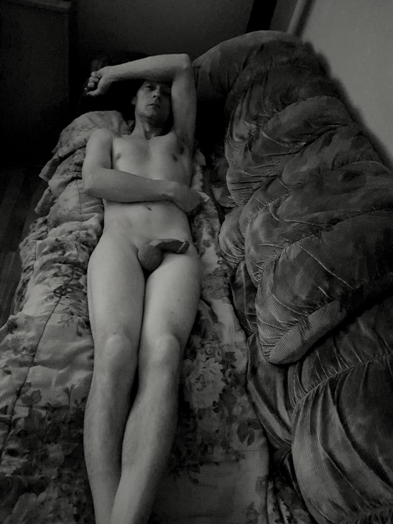 Joseph Hirst Nude Self-Portraits  by JosephHirst