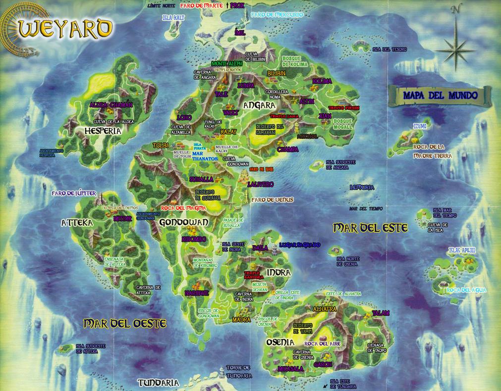 Mapa de weyard by giniroryu on deviantart mapa de weyard by giniroryu gumiabroncs Gallery