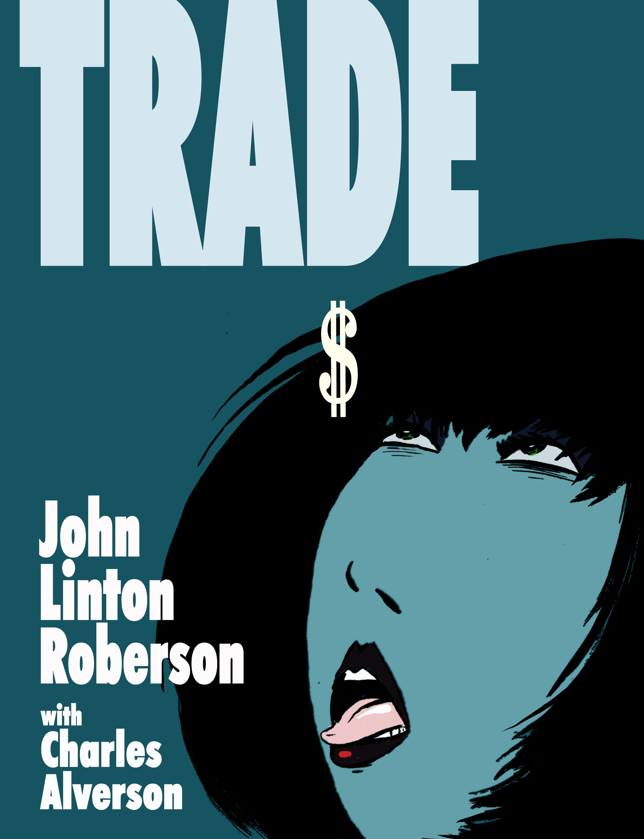 TRADE cover (2011) by JLRoberson
