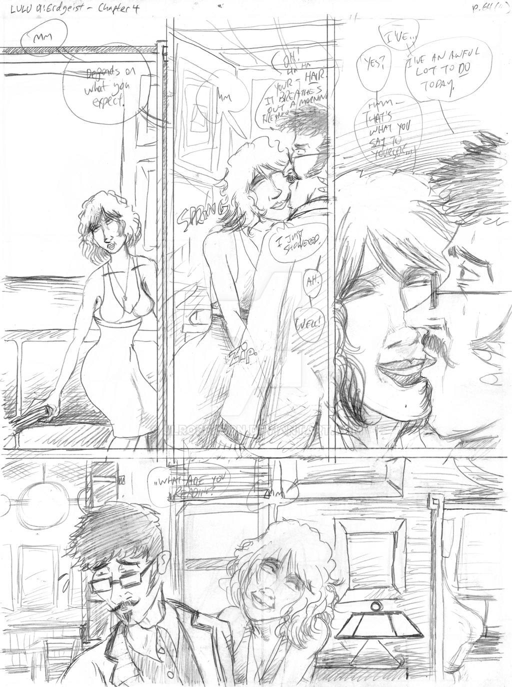 LULU Book 2 - Chapter 4 p. 64 Pencil