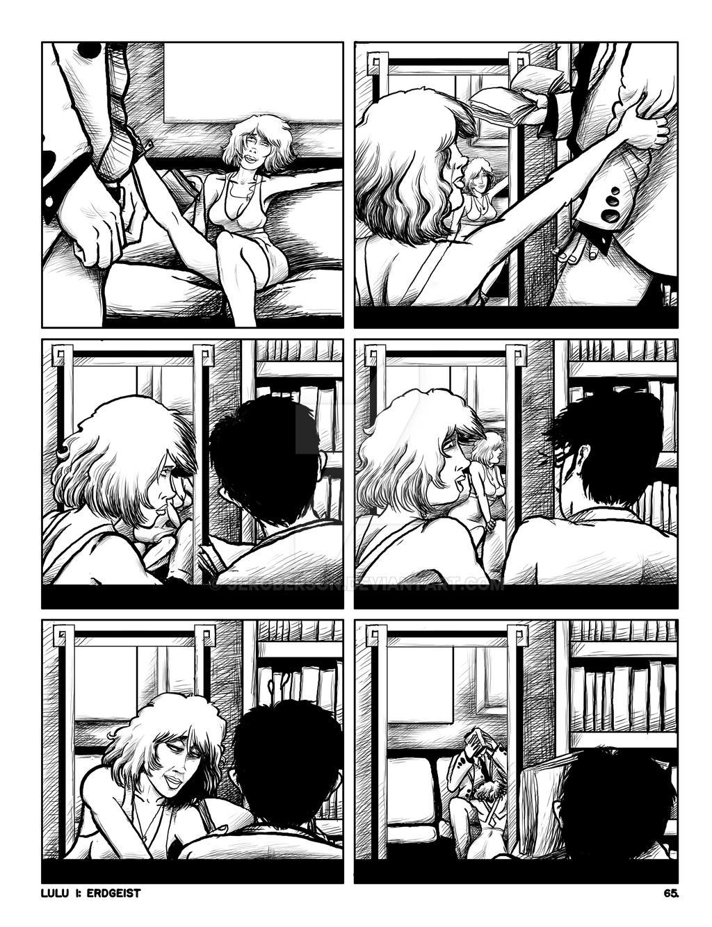 LULU Book 2 - Chapter 4 p. 65 Plain inks
