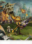 ratchet and clank ad