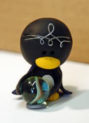 Morgan Le Fay Penguin