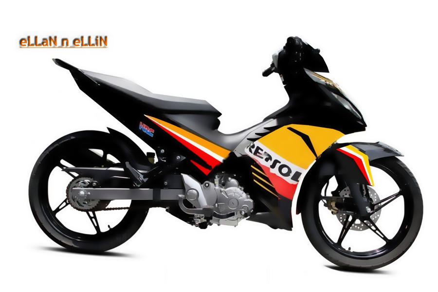 modifikasi new jupiter mx by jokoa1979