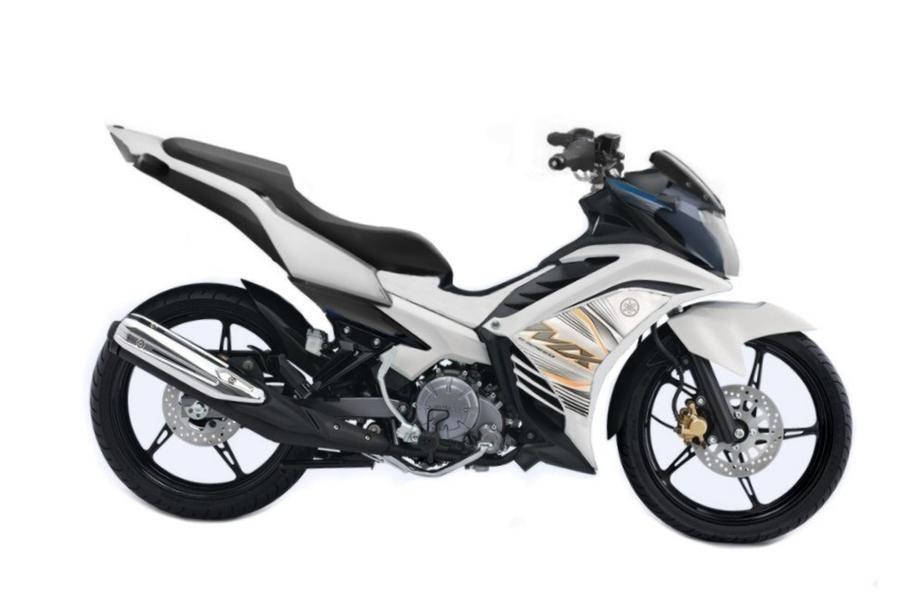 Modifikasi Jupiter Mx Racing Look | Devdas Angers