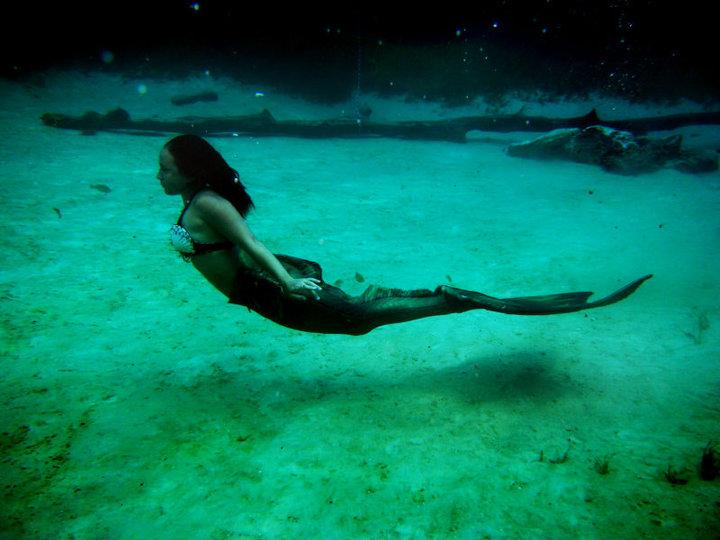 beauty of the deep by MerBellas