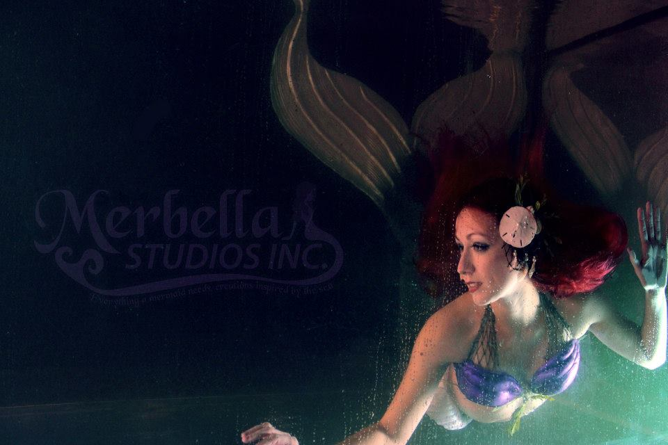 Mermaids Real Today The Real Little Mermaid