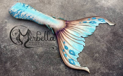 Custom Mermaid Tail *For Sale* by MerBellas