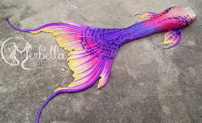 Mermaid Tail for Joyce by MerBellas