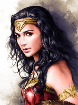 Wonder Woman Colors (John Law)