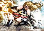 Ms. Marvel Colors (Fred Benes)