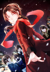 Touken Ranbu - For latest Christmas. by ANNERICA138
