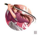Rurouni Kenshin by kishinmask