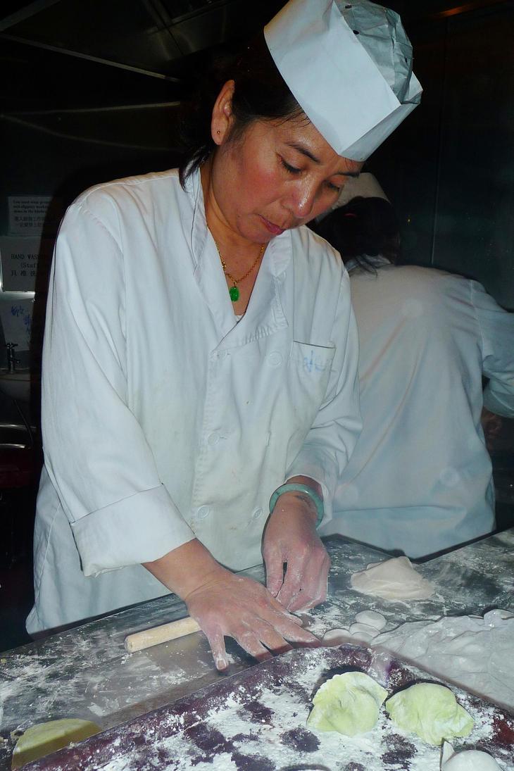 Chinese cooking by JenniferCulverhouse