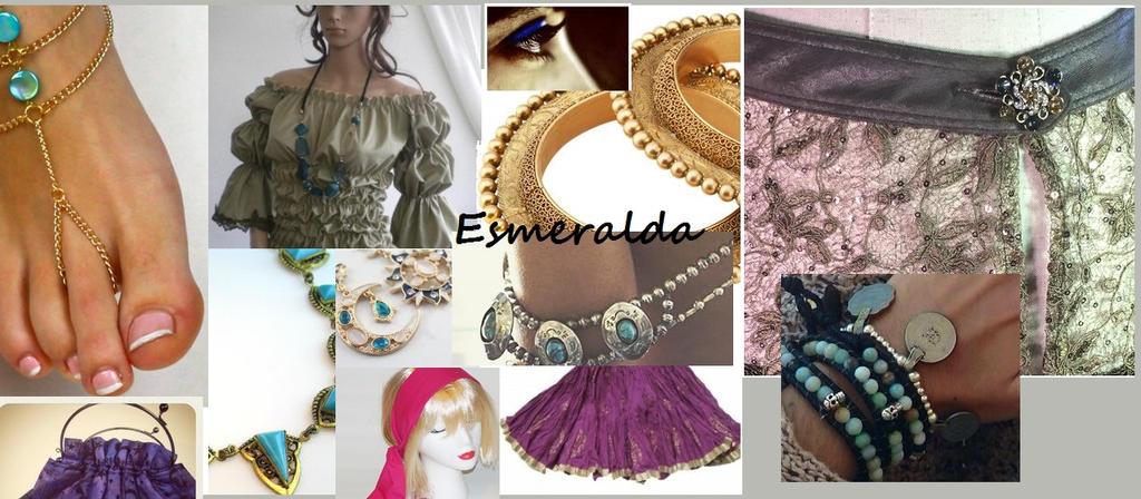 Esmeralda by George-WillisIII