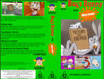 Bugs Bunny and Nicktoons VHS Cover
