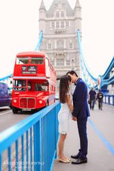 Kiss me in London