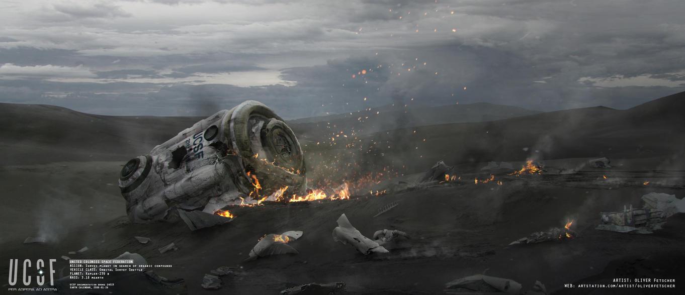 Crash probe by Fetscher