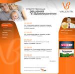 Valenta Pharmaceuticals