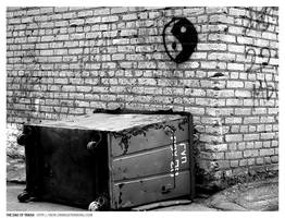 The Dao of trash by inok