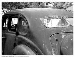 Opel Kapitan 60 Years After by inok