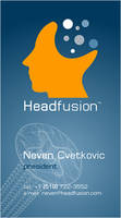 HeadFusion business-cards