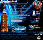 EfesMANIA promo-site