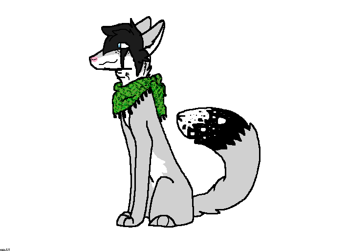 art trade for ~ToxIllusion00 by kelseyees
