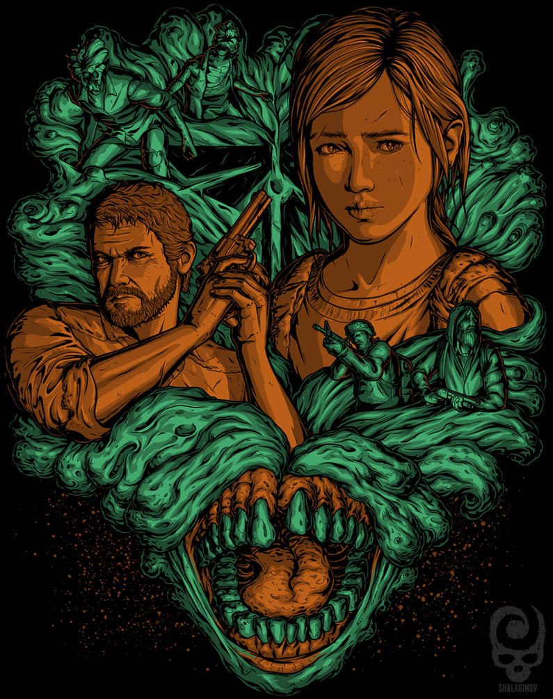 Last Of Us by postaldude666