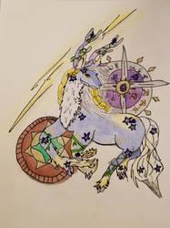 Atalante Witchsona Version