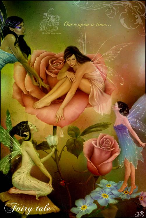 Fairy Tale by Pozsy