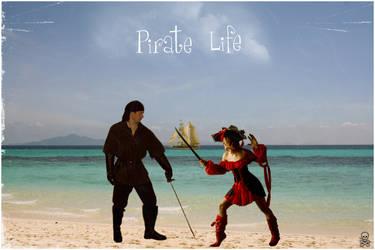 Pirate Life by Pozsy