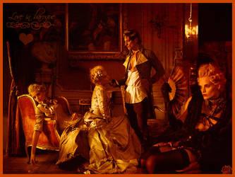 Baroque Love by Pozsy