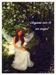 Angel by Pozsy