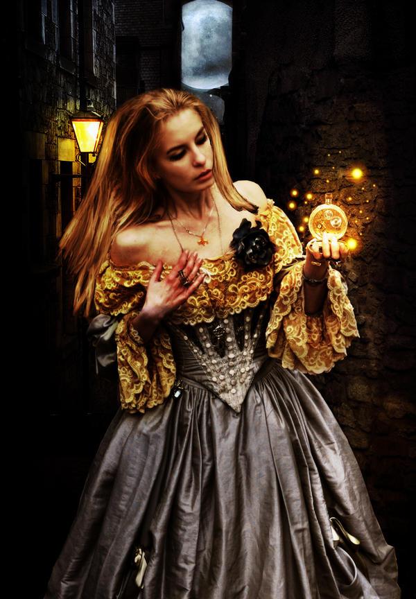 The Alchemy of Clockwork by VampireVengeance