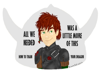 Older!Hiccup