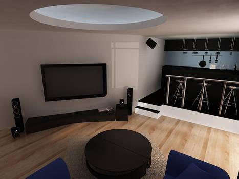 First interior Design 2