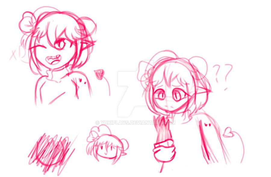 doodles- by YukiPlays