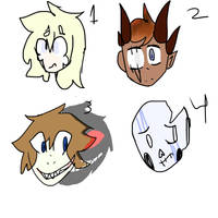 Monster adopts / Undertale and deltarune