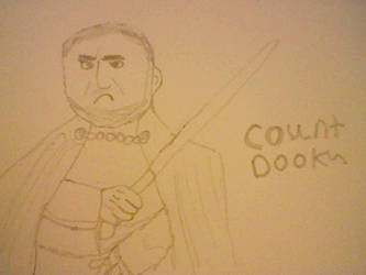 Count Dooku by The-Observant-Nerd