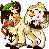 - Pixel commission - by Girryy