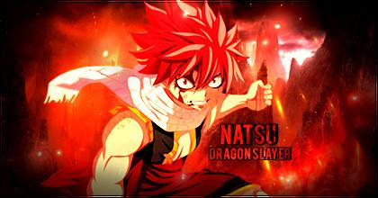 Natsu Signature by probablyben