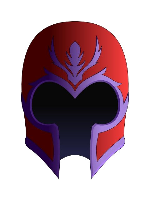 Magnetos Helmet By Prabowo96